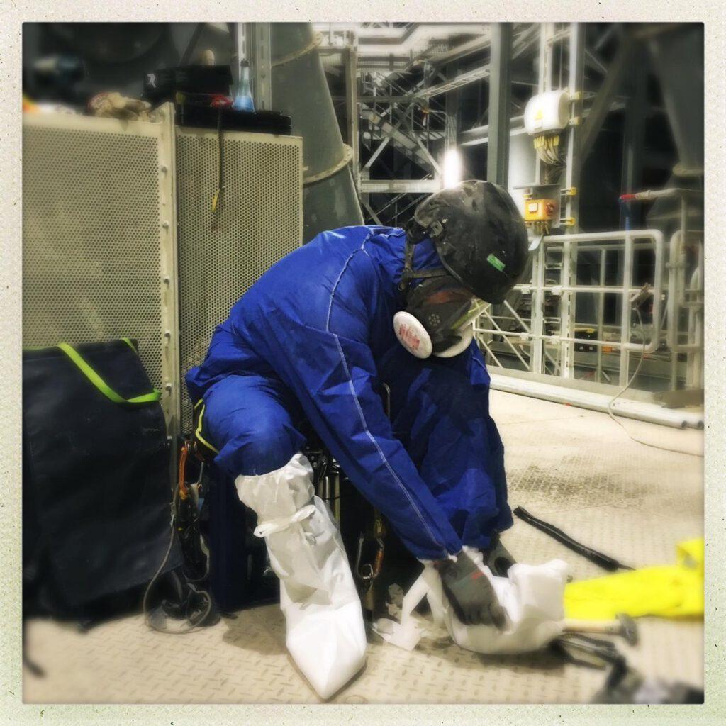 Schutzausrüstung Arbeitssicherheit